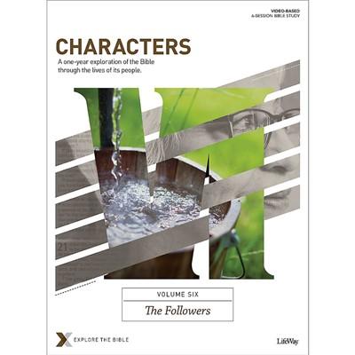 ETB Characters Volume 6 Bible Study Book (Paperback)