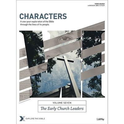 ETB Characters Volume 7 Bible Study Book (Paperback)
