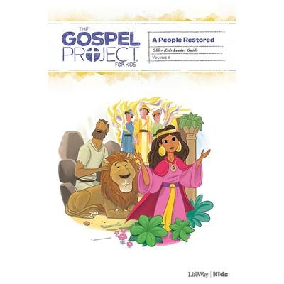 Gospel Project: Older Kids Leader Guide, Winter 2020