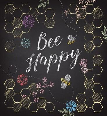 Bee Happy (Imitation Leather)