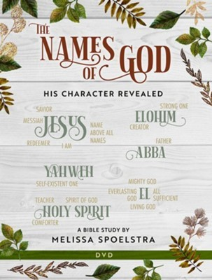 The Names of God DVD (DVD)