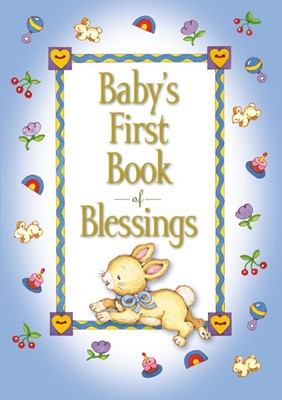 Baby's First Book of Blessings (Hard Cover)