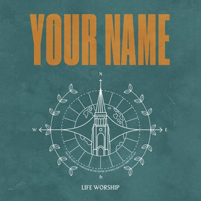 Your Name (Live) CD (CD-Audio)