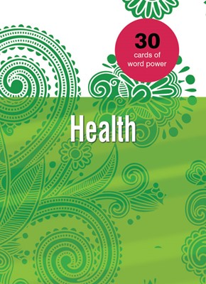 Word Power Cards: Health (Cards)