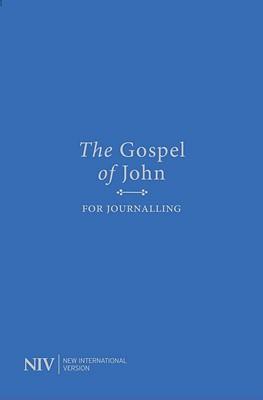 NIV Gospel of John for Journalling (Paperback)