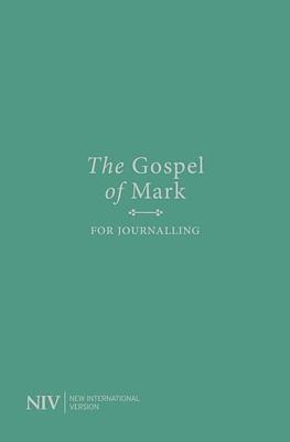 NIV Gospel of Mark for Journalling (Paperback)