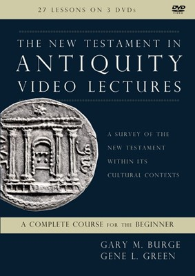 The New Testament in Antiquity Video Lectures (DVD)
