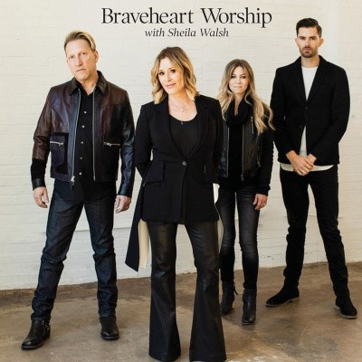 Braveheart Worship CD (CD-Audio)