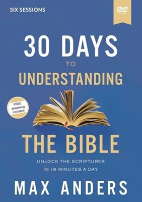 30 Days to Understanding the Bible Video Study (DVD)