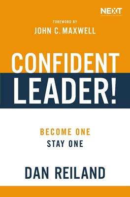 Confident Leader! (Hard Cover)