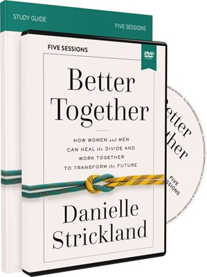 Better Together Study Guide with DVD (Paperback)