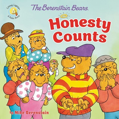 The Berenstain Bears Honesty Counts (Paperback)