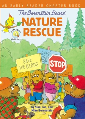The Berenstain Bears Nature Rescue (Paperback)