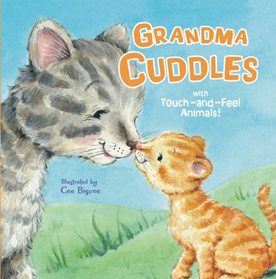 Grandma Cuddles (Board Book)