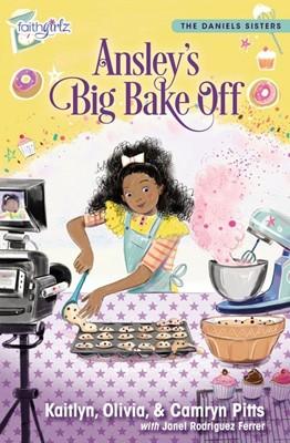 Ansley's Big Bake Off (Paperback)