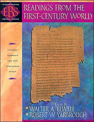 Readings from the First-Century World (Paperback)