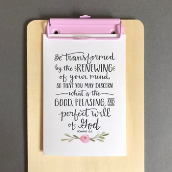 Be Transformed A6 Greeting Card (Cards)