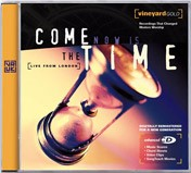 Come Now Is The Time Gold CD