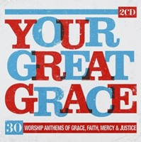 Your Great Grace CD