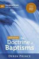 The Doctrine of Baptisms Study Edition