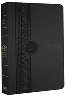 MEV Thinline Reference Bible (Black)