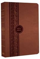 MEV Thinline Reference Bible (Brown)
