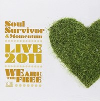 Soul Survivor 2011: We Are the Free CD