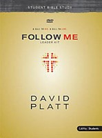 Follow Me Student DVD Leader Kit (Paperback w/DVD)