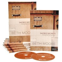 Sacred Secrets Leaders Kit (Paperback w/DVD)