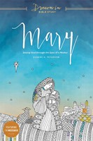 Mary (Drawn In Bible Study) (Paperback)