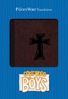 God's Word For Boys Autumn Bark, Cross Design Duravella