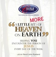 Little Bit More of Heaven of Earth CD