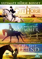 The Ultimate Horse 3DVD Box Set (DVD)