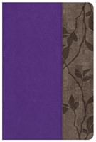 NKJV Holman Study Bible Personal Size, Purple, Indexed