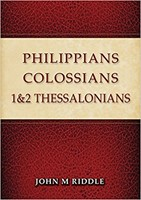 Philippians, Colossians, 1 & 2 Thessalonians