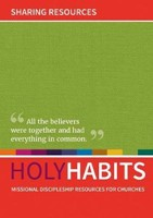 Holy Habits: Sharing Resources.