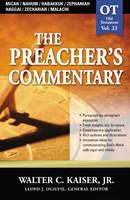 Micah / Nahum / Habakkuk / Zephaniah / Haggai / Zechariah /