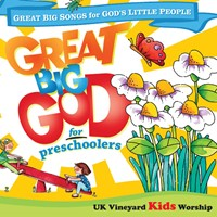 Great Big God For Preschoolers CD
