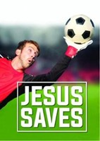 Jesus Saves Tracts (Pack of 50)