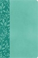 KJV Gift Bible Leathersoft, Turquoise