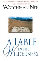 Table In The Wilderness, A