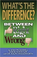 What's The Difference? Between Right And Wrong