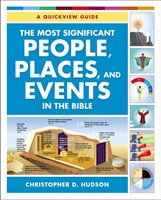 Most Significant People, Places, And Events In The Bible, Th