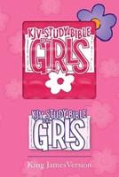 KJV Study Bible For Girls Pink Prism Duravella