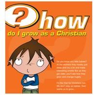 How Do I Grow as a Christian?