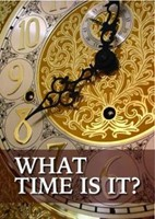 What Time Is It? Tracts (Pack of 50)