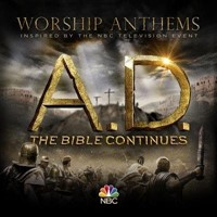 A.D. Worship Anthems CD
