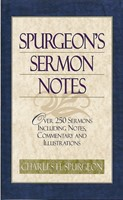 Spurgeon's Sermon Notes H/b