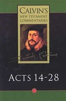 Acts of the Apostles: 14-28