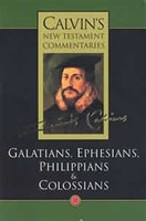 Galatians, Ephesians, Philipians, Colossians